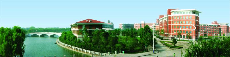 河南理工大学座落在著名的自然风景胜地,国家级优秀旅游城市焦作市,在